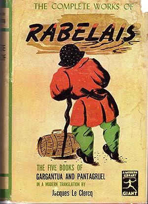 "The Complete Works of Rabelais"" The Five: Rabelais, Francois) Le"