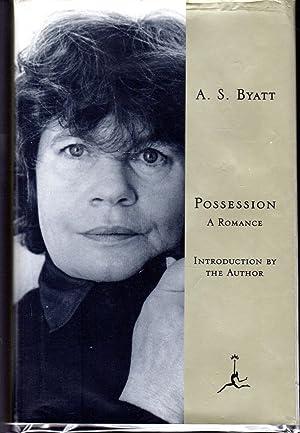 Possession: A Romance: Byatt, A.S. Pseud.)