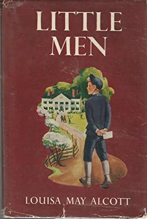 Little Men (Illustrated Junior Library Series): Alcott, Louisa May