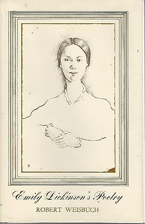 Emily Dickinson's Poetry: Dickinson, Emily Elizabeth ) Weisbuch, Robert