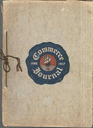 Commerce Journal, June, 1917: High School of Commerce, San Francisco, California