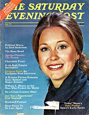 The Saturday Evening Post - First Edition - Seller-Supplied