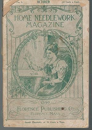 Home Needlework Magazine: A Quarterly Periodical Devoted to Art Needlework, Crochet, Knitting and ...