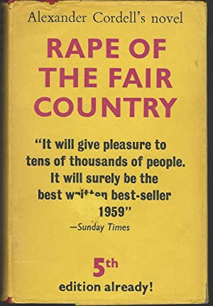 Rape of the Fair Country: Cordell, Alexander