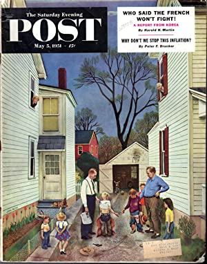 The Saturday Evening Post - First Edition - Seller-Supplied Images