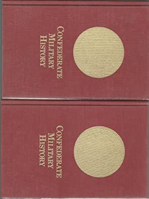 Confederate Military History General History, Parts 1 & 2: (2 Volumes, complete): Evans, ...