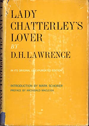 Lady Chatterley's Lover: Lawrence, D.H.(David Herbert