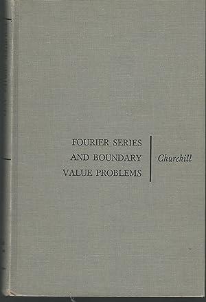 Fourier Series and Boundary Value Problems: Churchill, Ruel V.