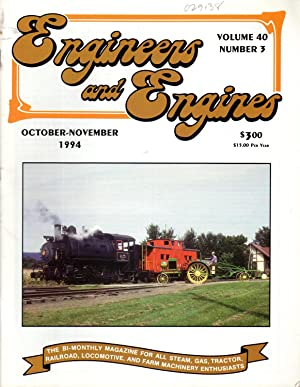 Engineers & Engines Magazine: The Bi-Monthly magazine: Knowles, Donald D.