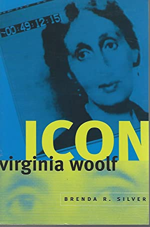 Virginia Woolf Icon (Women in Culture and: Woolf, Virginia) Silver,