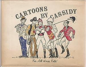 Cartoons By Cassidy: Cassidy, Custer