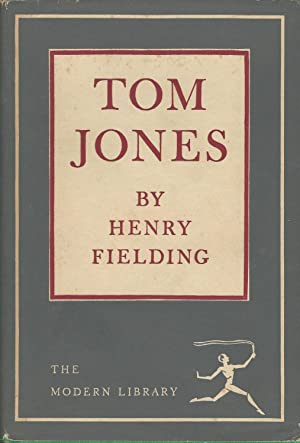 The History of Tom Jones: A Foundling: Fielding, Henry) Sherburn,