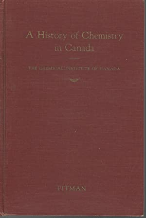 A History Of Chemistry In Canada: Warrington, C. J.
