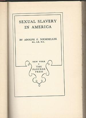 Sexual Slavery in America: Niemoeller, Adolph F. (Adolph Fredrick)