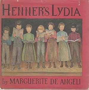 Henner's Lydia: De Angeli, Marquerite