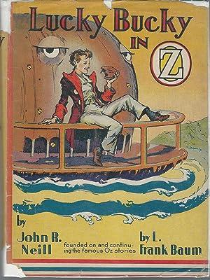 Lucky Bucky in Oz (#35 in series): Baum, L. Frank) Neill, John R