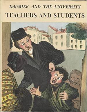 Teachers and Students: Daumier and the University: Daumier, Honore) Picard, Raymond ed
