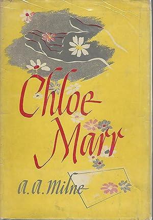 Chloe Marr: Milne, A.A.(Alan Alexander)