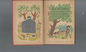 Rob Whitlock: A Pioneer Boy in Old: Jackson, Kathryn &