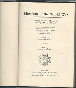 Michigan in the World War: Landrum, Charles H