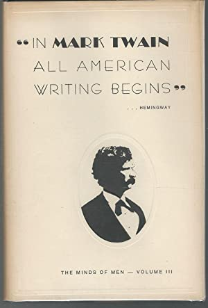 In Mark Twain All American Writing Begins: Twain, Mark Pseud.)
