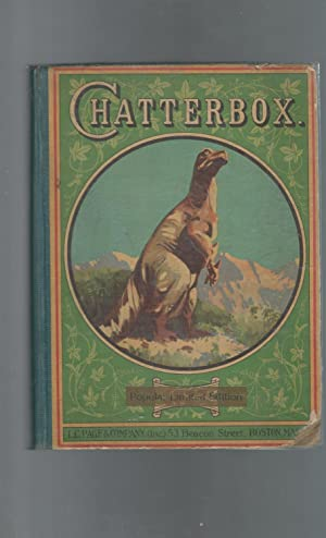 Chatterbox 1925: The King of Juveniles: Clarke, J. Erskine (editor)