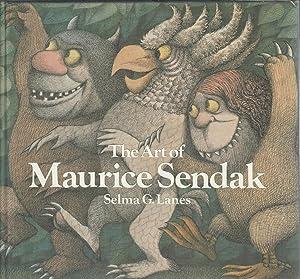 The Art of Maurice Sendak: Sendak, Maurice) Lanes,