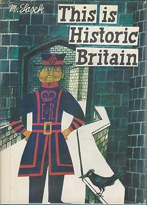 This is Historic Britain: Sasek, M. (Miroslav)