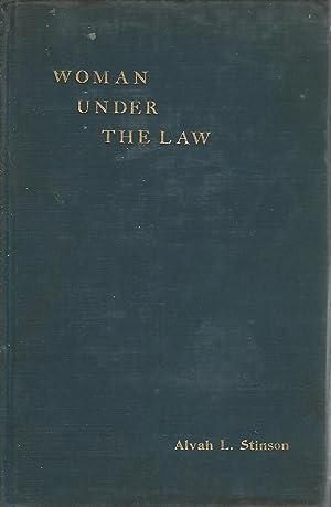 Women Under the Law: Stinson, Alvah L