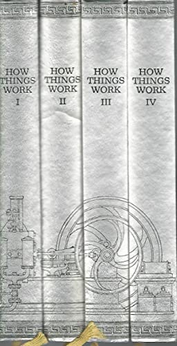 How Things Work (4 Volumes, complete): Unknown