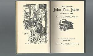The Story of John Paul Jones (Signature: Jones, John Paul)