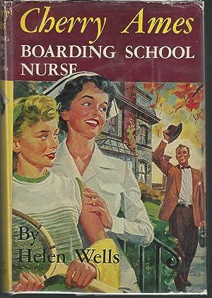 Cherry Ames: Boarding School Nurse (#17 in series): Wells, Helen