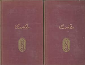 Charles W. Eliot: President of Harvard University, 1869-1909 (2 volumes): Eliot, Charles W) James, ...