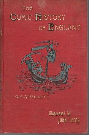 The Comic History of England: A'Beckett, Gilbert Abbot