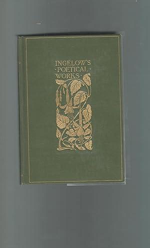 The Poetical Works of Jean Ingelow: Ingelow, Jean