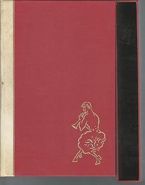 The Satyricon of Petronius [SIGNED By Illustrator]: Arbiter, Petronius) Burnaby, William Trans