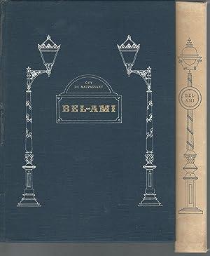 Bel-Ami [SIGNED By Illustrator]: de Maupassant, Guy