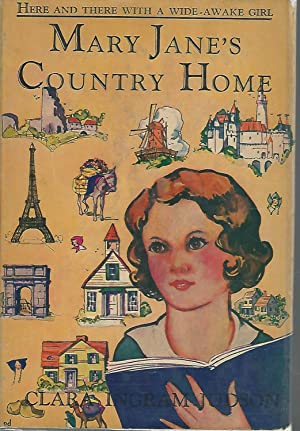 """Mary Jane's Country Home:""""Here and there with: Judson, Clara Ingram"""