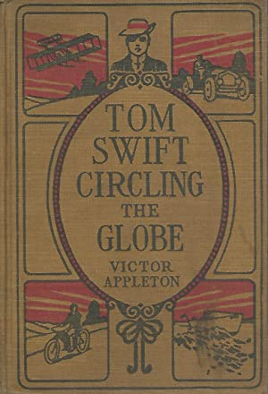 Tom Swift And His Air Glider; or, Seeking the Platinum Treasure (#30): Appleton, Victor