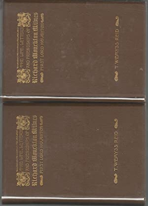 The Life, Letters, and Friendships of Richard Monckton Milnes, First Lord Houghton (2 Volumes ...
