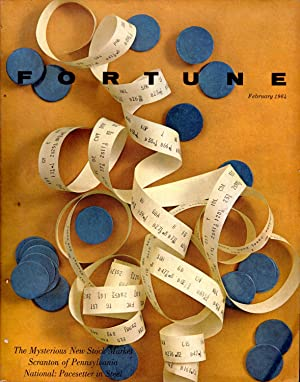 Fortune Magazine,Volume LXIX, No. 2: February, 1964: Norton-Taylor , Duncan (editor)