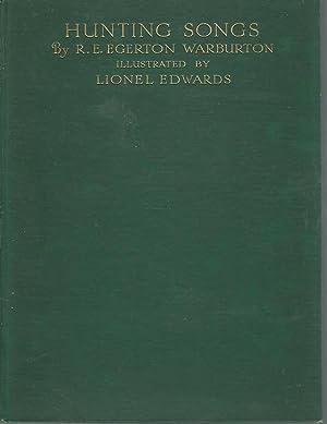 Hunting Songs: Warburton, R. E. Egerton