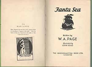 Fanta Sea: An Adventure to the Island of Make-Believe: Page, W.A.