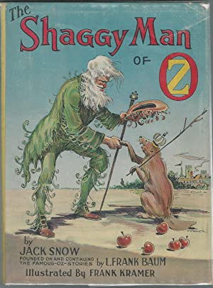 The Shaggy Man of Oz: Baum, L. Frank) Snow, Jack