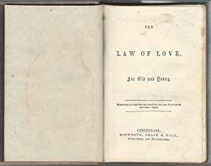 The Law of Love for old and Young: Unknown