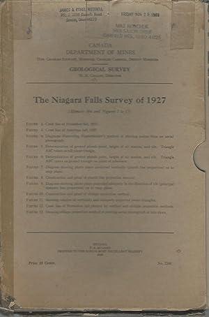 The Niagara Falls Survey of 1927: Boyd, W.H.