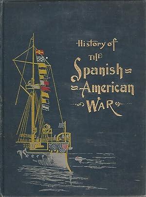 History of the Spanish-American War 9Salesman Sample Editon0: Waterson, Henry