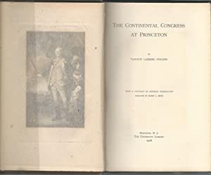The Continental Congress At Princeton