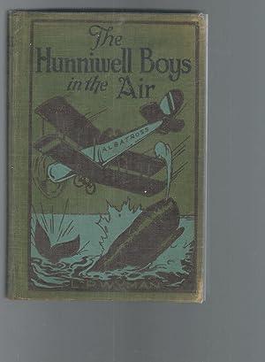 The Hunniwell Boys in the Air (#1: Wyman, L.P. (Levi