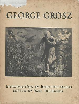 George Grosz: Grosz, George) Hofbauer, Imre (Editor)